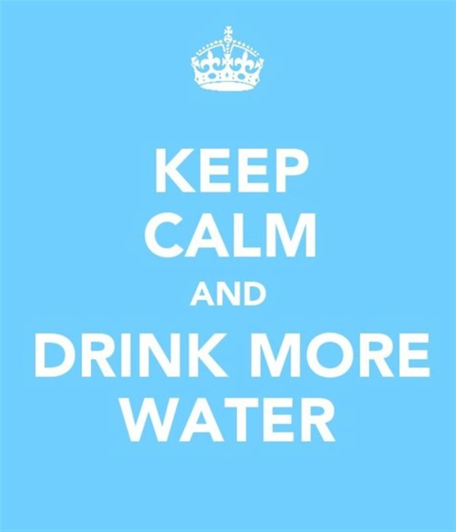how to remember to drink more water